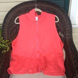 Just My Size Pink Vest 18W/20W